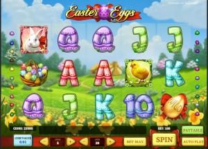 Easter Eggs Wild