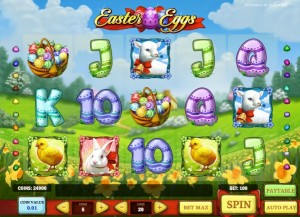 Easter Eggs геймплей