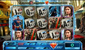 Superman Last Son of Krypton спец символы