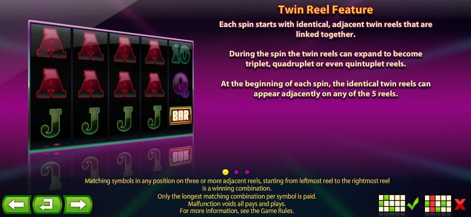 Игровой автомат Twin Spin бесплатные спины