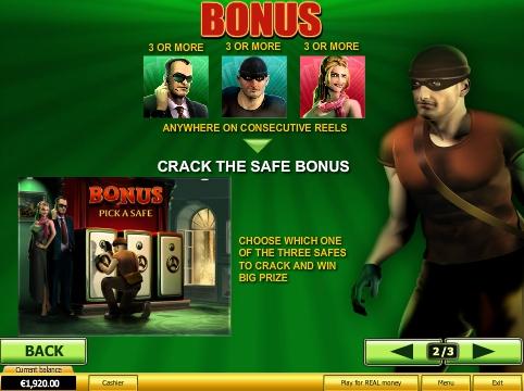 игровой автомат Spin 2 Million $ бонусная игра